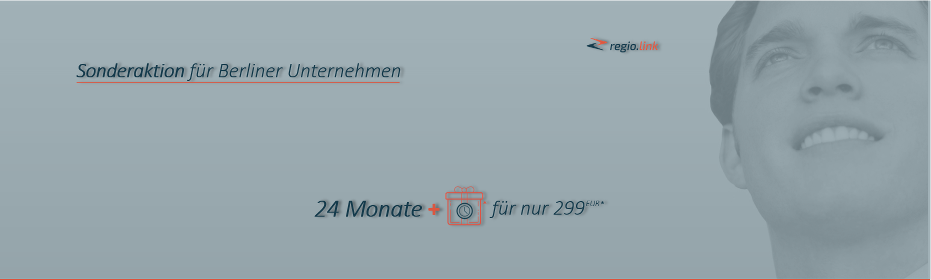 Berliner Unternehmen präsentieren sich effektvoll