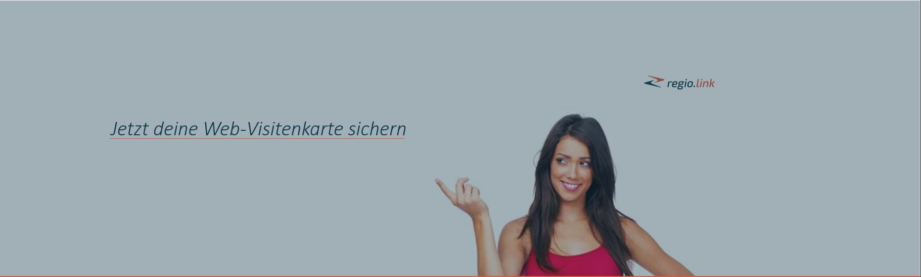 Web Visitenkarte ⭐⭐⭐⭐⭐ | Für Berliner Unternehmen