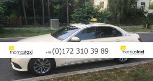 Taxi Berlin thomas taxi