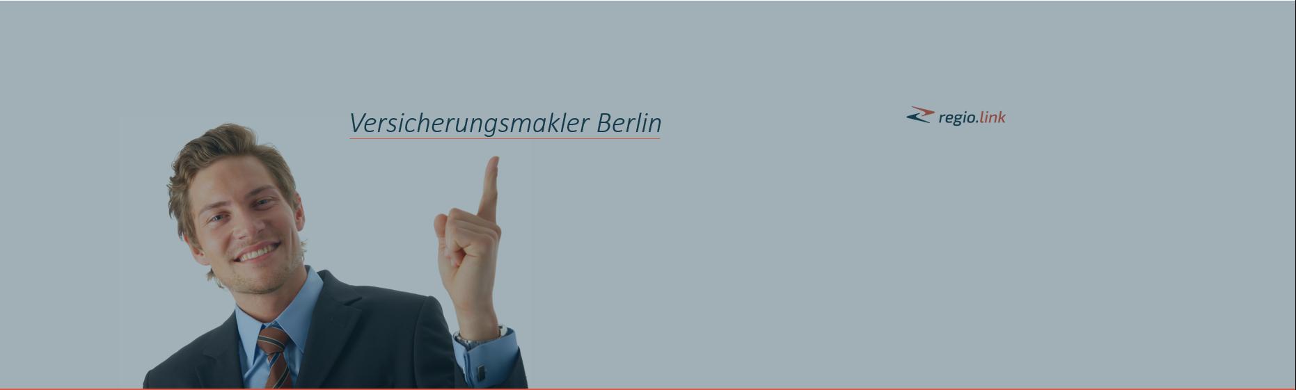 Versicherungsmakler Berlin regio.link