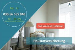 Hausratversicherung ⭐ Versicherungsmakler Berlin ⭐ André Böttcher