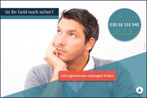 Inflationsschutz André Böttcher Finanzplaner Berlin AGENTIN.DE