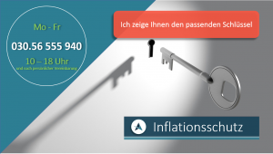 Inflationsschutz Finanzplaner André Böttcher Berlin AGENTIN.DE