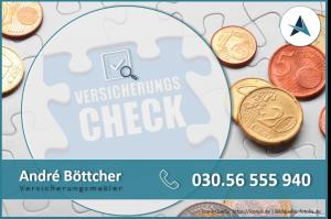 VersicherungsCheck Versicherungsmakler Berlin André Böttcher AGENTIN.DE