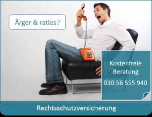 Versicherungsmakler Berlin - André Böttcher - Rechtsschutzversicherung