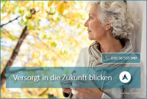 Versorgt in die Zukunft blicken - André Böttcher Versicherungsmakler Berlin - AGENTIN.DE