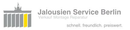 Jalousien-Service-Berlin-Logo-Slogan