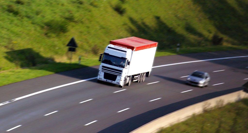 Flottenversicherung-Transport