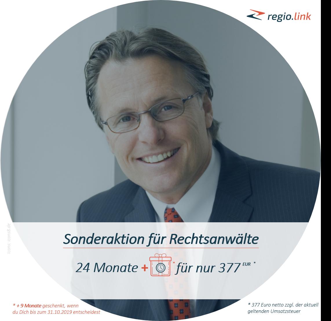 Kanzlei Biesdorf, Werbung +++ Werbeaktion bis 31.10.2019 +++