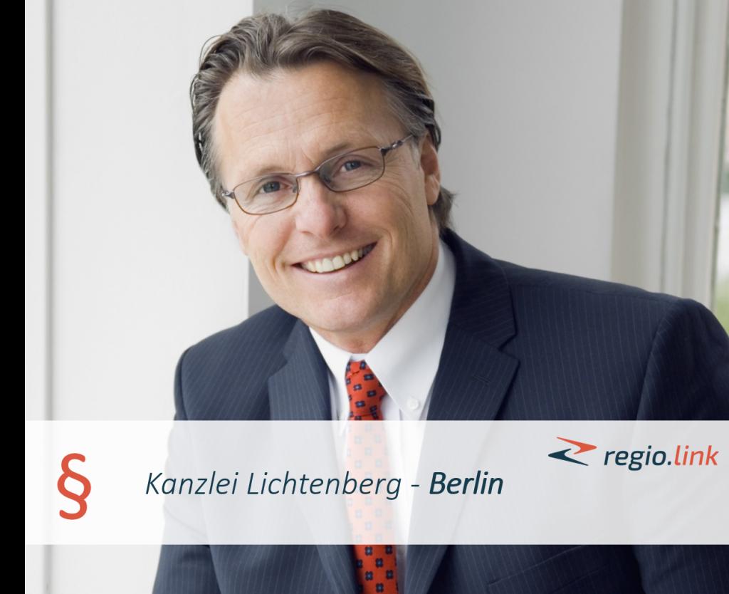 Kanzlei Lichtenberg, Rechtsanwälte Berlin-regio.link