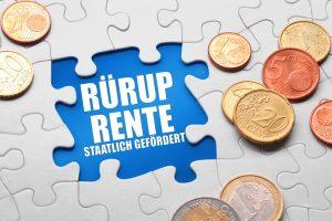 Rürup-Rente regio.link