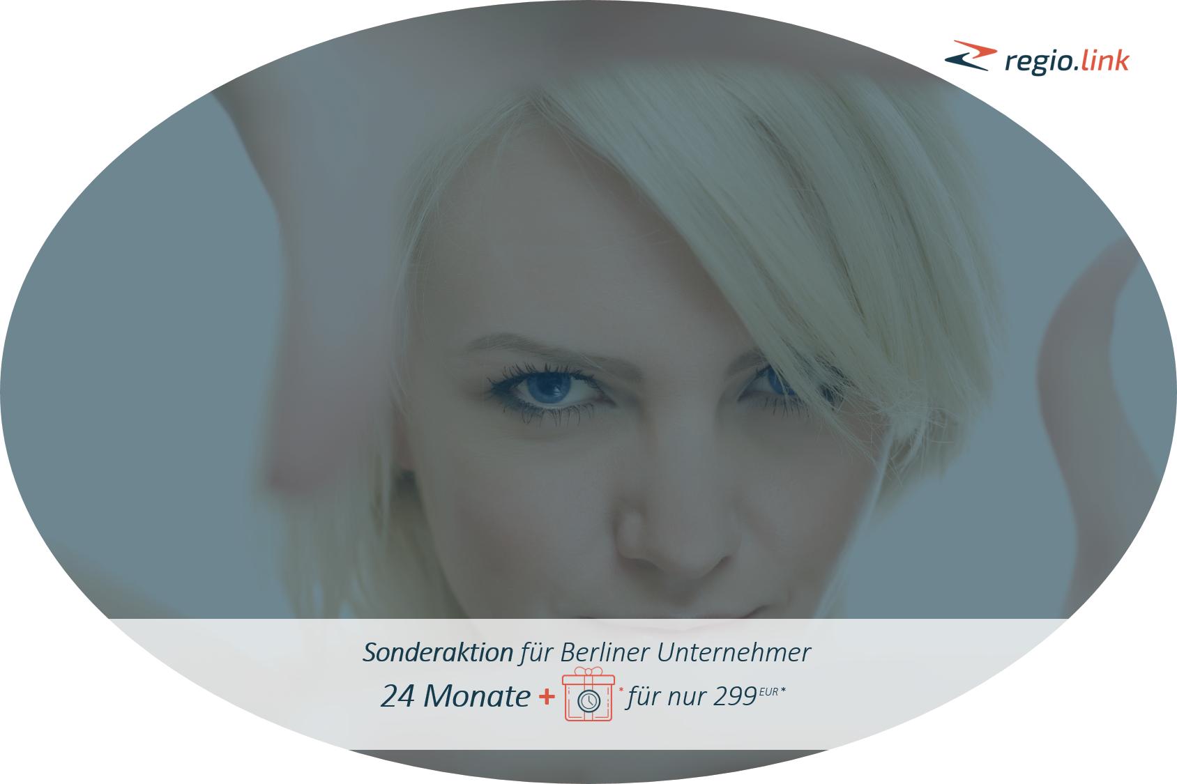 Berliner Unternehmer ++ Aktionszeitraum bis 30.09.2019 nutzen! ++
