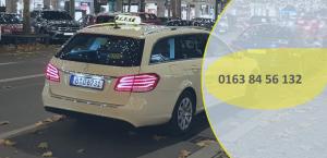 Taxi Pankow bestellen ⭐ Berlin-Niederschönhausen ⭐ Dietmar Pallas