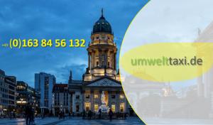 Taxi Pankow bestellen UmweltTaxi.de Pallas Berlin