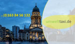 Taxi Pankow bestellen ✅ UmweltTaxi.de ⭐ Pallas Berlin-Heinersdorf