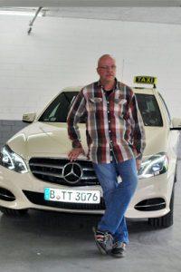 thomas taxi Berlin ✔ Thomas Dahl ✔