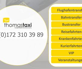 thomas taxi